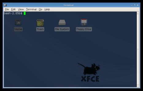 A visual tour of Xfce 4 4 0 · Benedikt Meurer