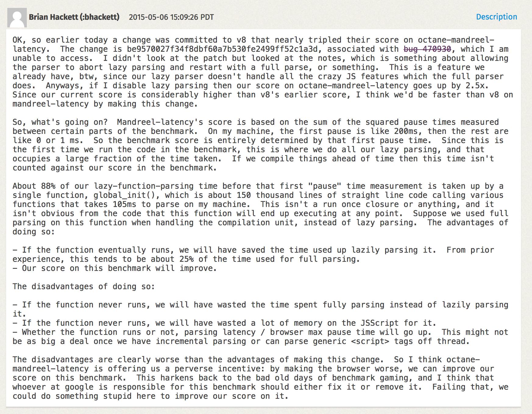 Mozilla bug 1162272